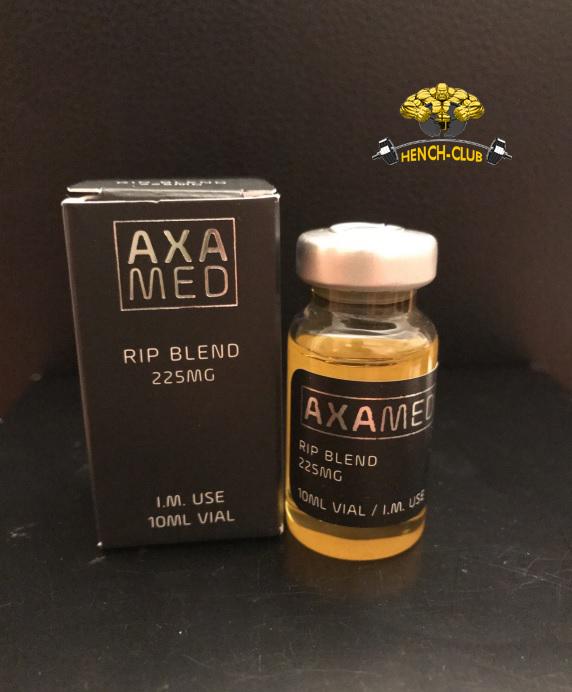 Axa Med Rip Blend 225mg 10ml Vial