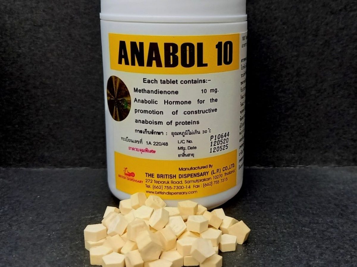 Anabol 10mg british dispensary steroids for women steroid in septic shock